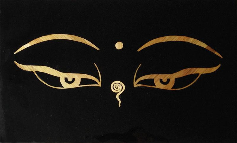 BE-1-M(Buddha-Eye)12×7.5