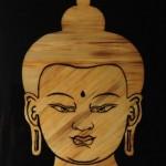 BF-1(Buddha-Face)9.5x7