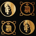 BHS-1-Om(Buddha-Head-Om)8x8